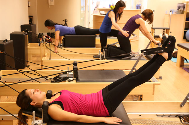 Reformer Pilates Teacher Training